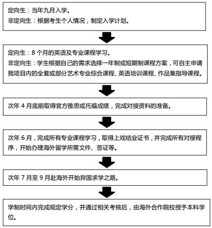 上戏国际学院艺术留学本科课程规划.png